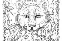 Coloring Pages Dream Catchers - Animal Spirit Dreamcatchers Coloring Fun for All Ages Deborah