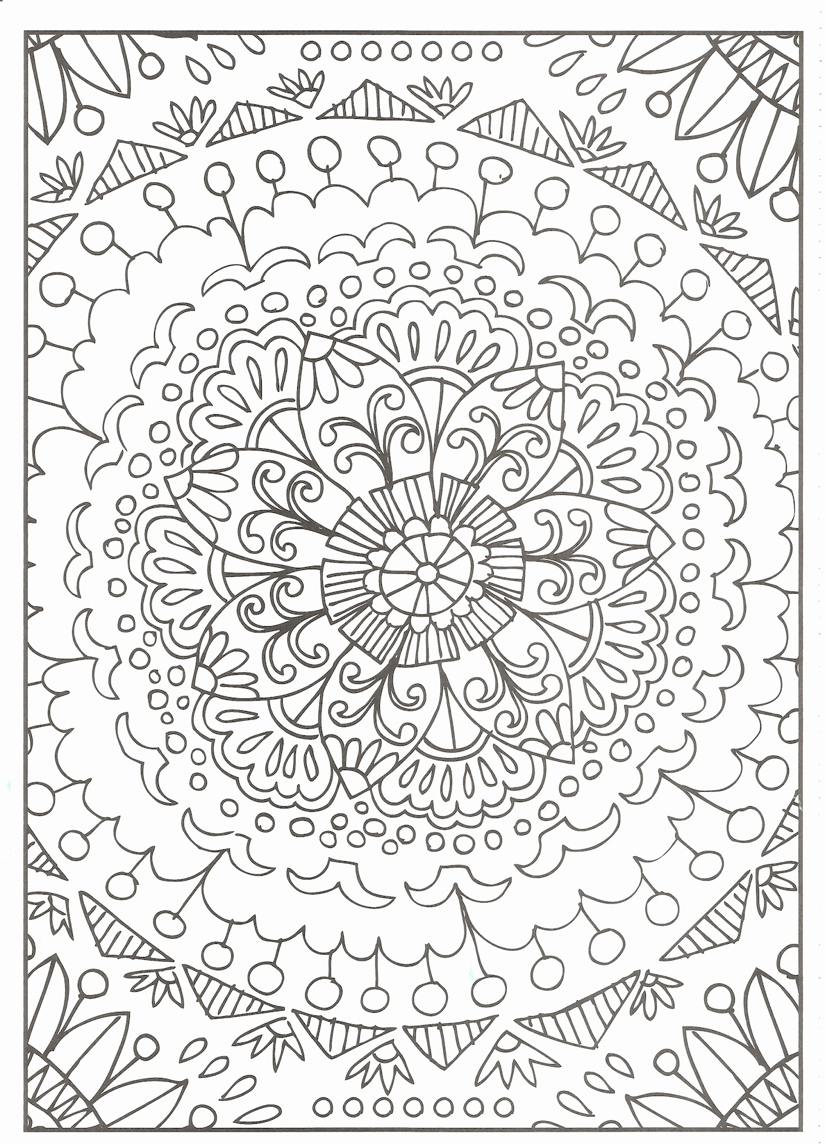 Coloring Pages Family  to Print 3s - Save it to your computer