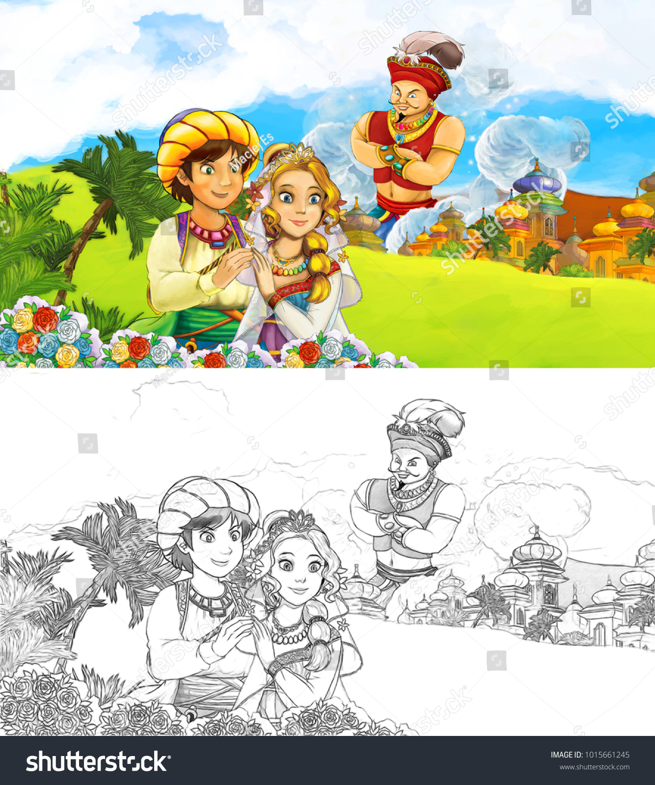 Coloring Pages Farm Scenes  Download 4q - Free Download