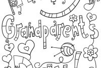 Coloring Pages for Grandparents Day - 97 Free Printable Grandparents Day Coloring Pages