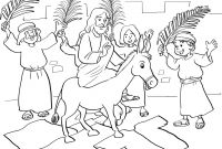 Coloring Pages for Palm Sunday - Palm Leaf Coloring Page Coloring Pages Bible Stories Best Free Palm
