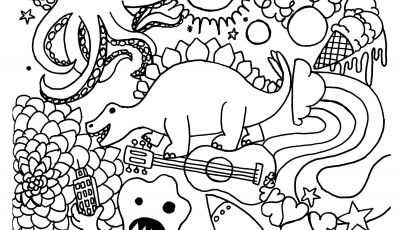 Coloring Pages for Teenagers Graffiti - Love Graffiti Coloring Pages