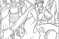 Coloring Pages Jesus ascension - Free Coloring Pages Jesus ascension Jesus and His Disciples