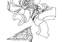 Coloring Pages Lego - Coloring Pages Ninjago Zane and the Rest Of the Ninja