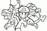Coloring Pages Mario - Mario Luigi Coloring Pages Coloring Pages Coloring Pages
