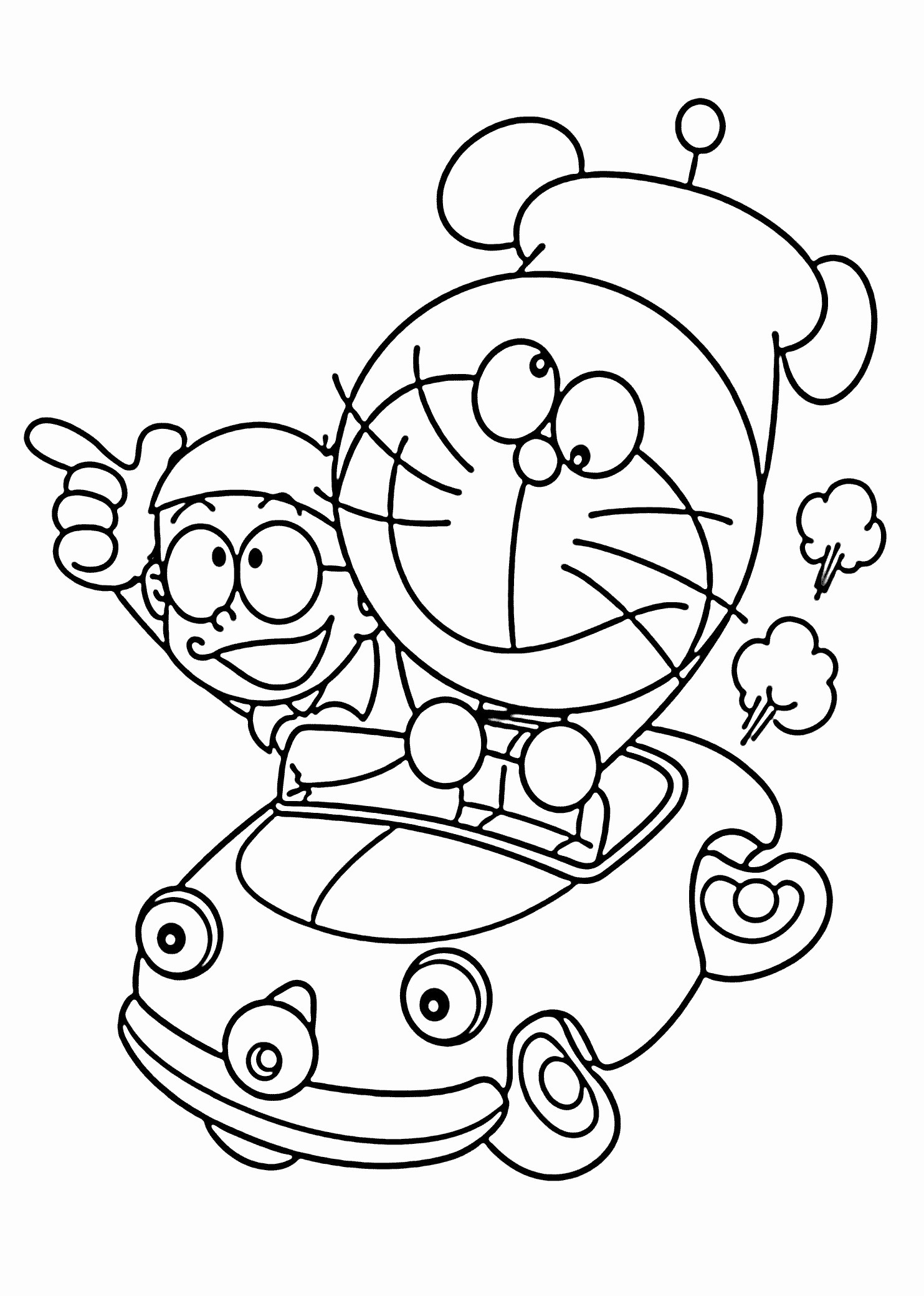 Coloring Pages Minion  to Print 3b - Free For kids