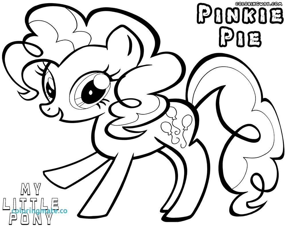 Coloring Pages Of My Little Pony Friendship is Magic  Collection 15g - Free For kids