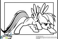 Coloring Pages Of My Little Pony Friendship is Magic - Mlp Printable Coloring Pages