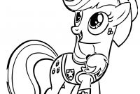 Coloring Pages Of My Little Pony Friendship is Magic - My Little Pony Coloring Pages Collection thephotosync