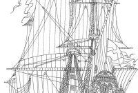 Coloring Pages Of Ships - Best 2342 Coloring Pics Ideas On Pinterest