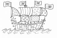 Coloring Pages Of Ships - Pin by Julia On Colorings