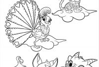 Coloring Pages Shimmer and Shine - Shimmer and Shine Printable Coloring Pages 28 New Shimmer and Shine