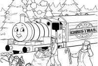 Coloring Pages Thomas the Train - Thomas the Train Coloring Pages