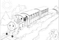 Coloring Pages Thomas the Train - Thomas the Train Coloring Pages Printable Coloring Pages