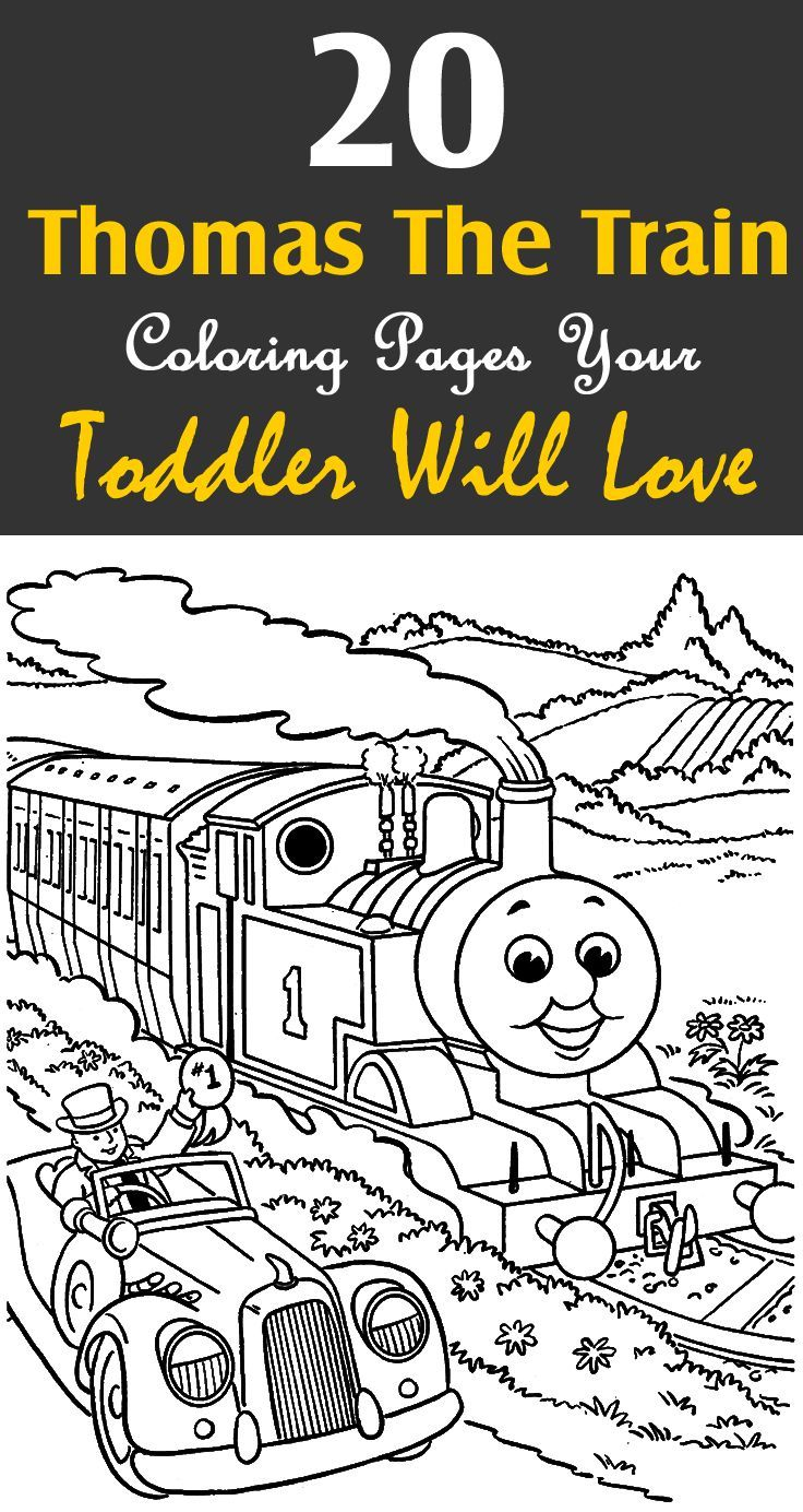 Coloring Pages Thomas the Train  to Print 11e - Free For Children