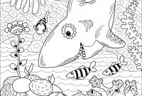 Coral Reefs Coloring Pages - Awesome Cute Animal Coloring Pages Hunting