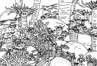 Coral Reefs Coloring Pages - Coloring Pages Coral Reefs Costumepartyrun