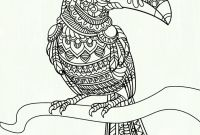 Cow Coloring Pages - Parrot Colouring Pages Fresh Coloring Printables 0d – Fun Time