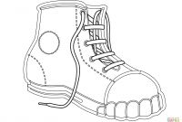 Cowgirl Boots Coloring Pages - Clothes and Shoes Coloring Pages
