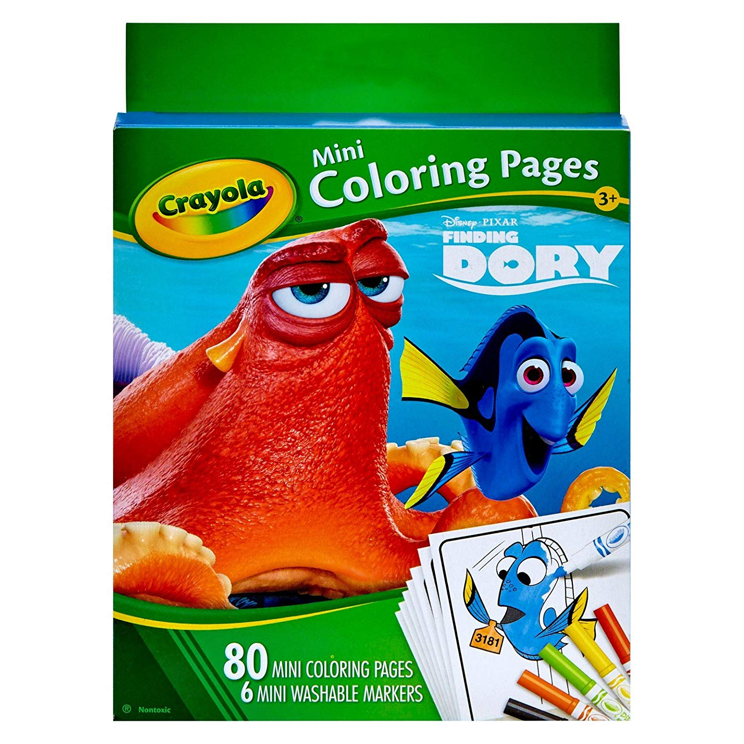 Crayola Mini Coloring Pages  Collection 13n - Free For kids