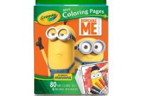 Crayola Mini Coloring Pages - Crayola Color and Sticker Paw Patrol