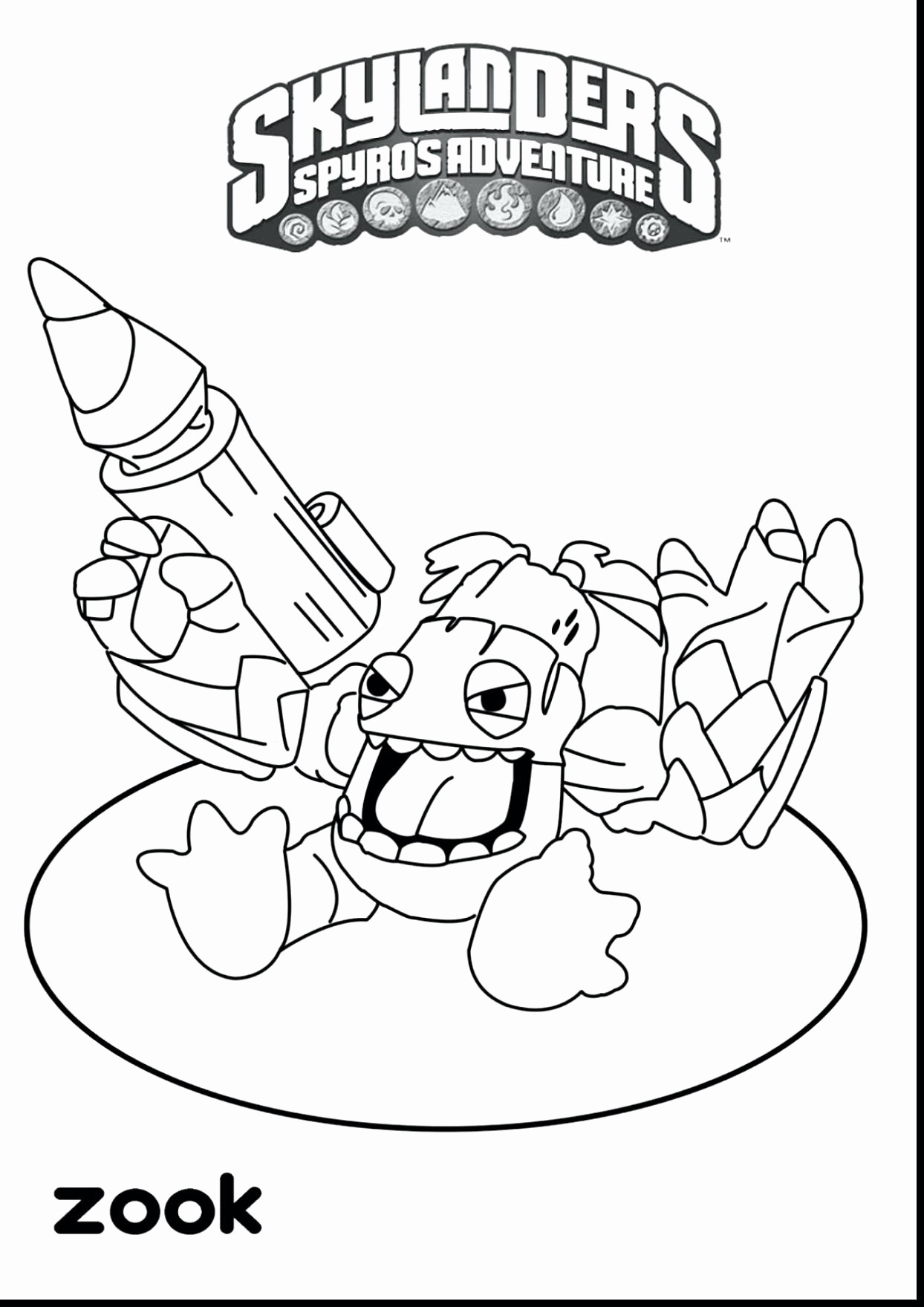 Crayola Mini Coloring Pages  Collection 12b - Free For Children