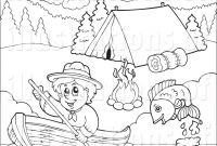 Cub Scout Coloring Pages - Health and Fitness Coloring Page Wolf Cub Achievement 1 Feats New In