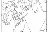 Cub Scout Coloring Pages - Madagascar Thinking Day Download