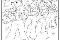 Cub Scout Coloring Pages - Madagascar Thinking Day Download Ideas for Cub Scouts