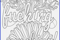 Cuss Words Coloring Pages - 16 Swearing Coloring Book