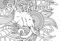 Cuss Words Coloring Pages - Free Printable Swear Word Coloring Pages Best Fuckwit Swear Words
