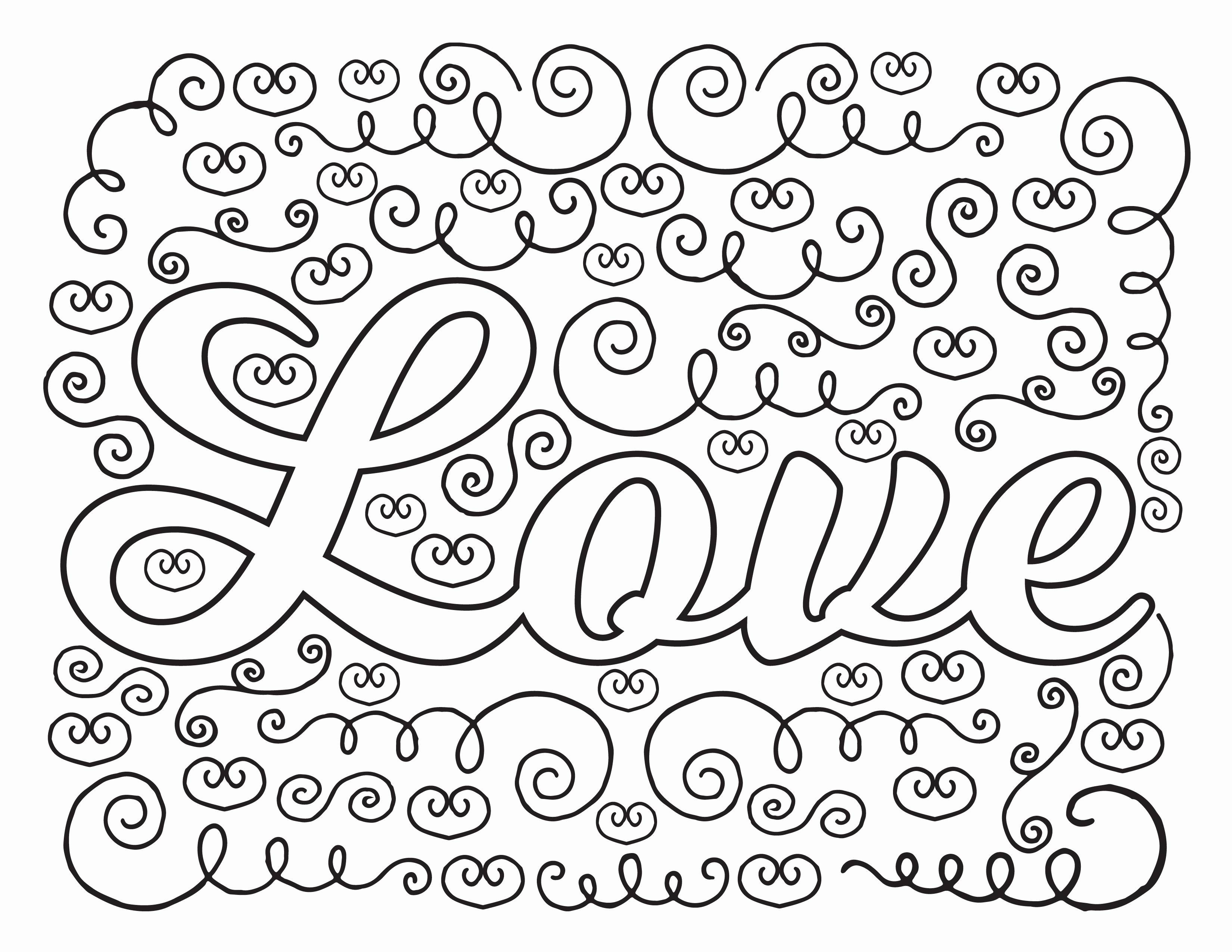 Cuss Words Coloring Pages  Collection 16d - To print for your project