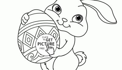 Cute Bunny Coloring Pages - Cute Easter Bunny Coloring Pages Awesome Coloring Pages Cute Bunny