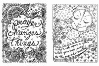 Daily Coloring Pages - Coloring Pages for Adults Free Printable Coloring Pages