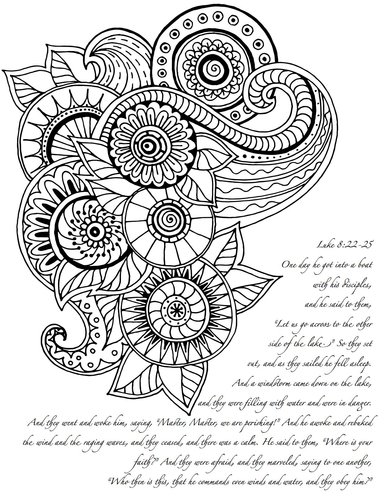 Daily Coloring Pages  to Print 9s - Free Download