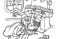 Daniel Coloring Pages Bible - 13 Elegant Christian Coloring Pages for Preschoolers