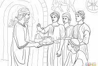 Daniel Coloring Pages Bible - Daniel 1 20 Coloring Pages