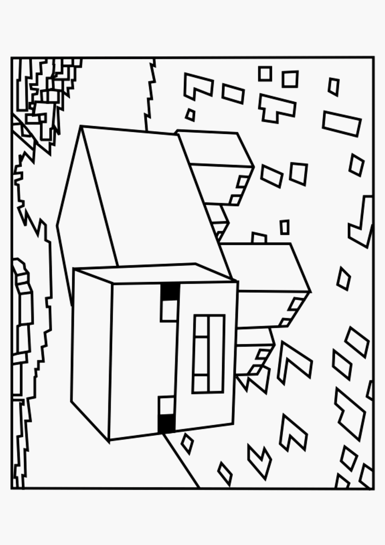 Dantdm Coloring Pages Gallery
