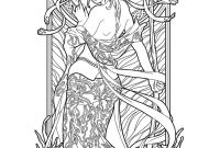 Death Coloring Pages - Best 400 Pages to Color Images On Pinterest