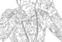 Death Coloring Pages - Printable Lil Wayne Coloring Pages with Senderlyco for