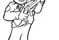Detective Coloring Pages - sol R Shout Coloring Page Wecoloringpage Pinterest