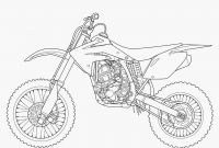 Dirt Bike Coloring Pages - 62 Bikes Coloring Pages