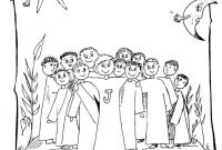 Disciples Coloring Pages Printable - Collection Of Coloring Pages Jesus and His Disciples