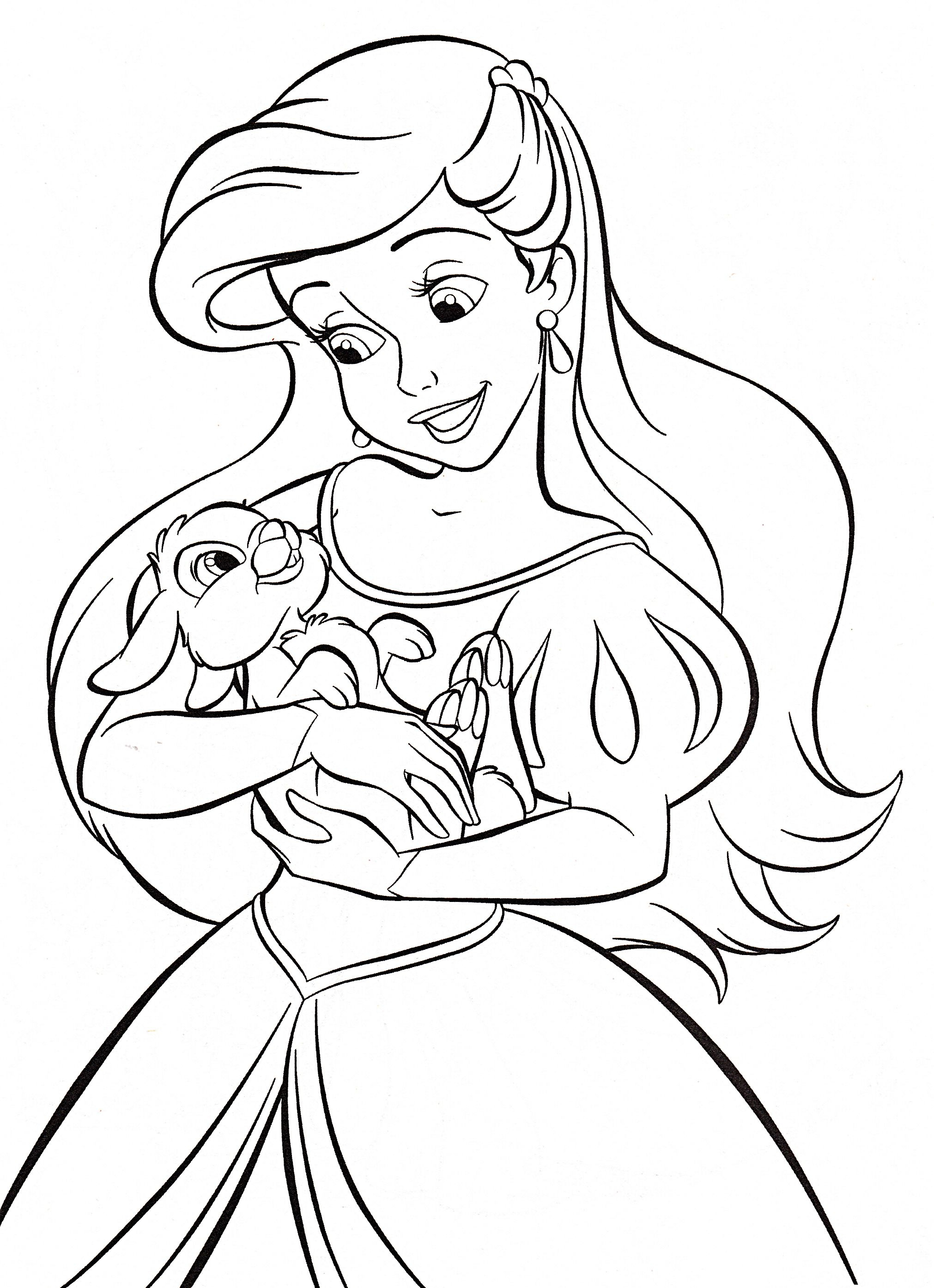 Disney Coloring Pages Pocahontas  Collection 1s - Free For Children