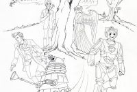 Doctor Coloring Pages - Doctor who Coloring Pages Coloring Pages & Imagixs