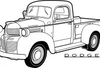 Dodge Ram Coloring Pages - Chevy Coloring Pages Printable