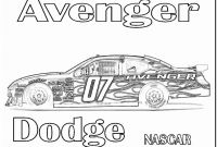 Dodge Ram Coloring Pages - Nascar Coloring Pages