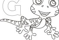 Donkey Ollie Coloring Pages - Get these Gecko Coloring Pages for Free