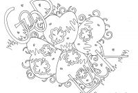 Doodle Art Coloring Pages - Greeting Card Coloring Pages Doodle Art Alley
