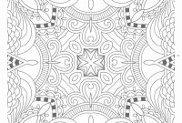Doodle Coloring Pages - 18 Lovely Pretty Coloring Pages